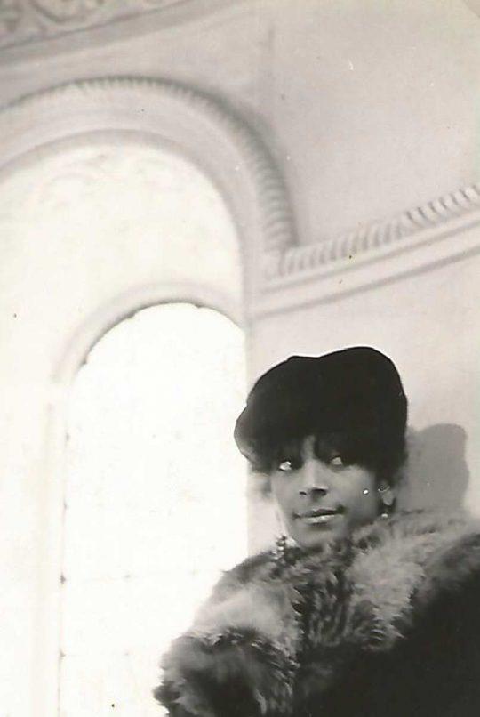 Isabelle Kancel dans le rôle de Madame  Saint-Clair